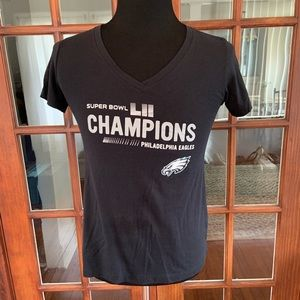 Philadelphia Eagles Super Bowl LII Champs T Shirt
